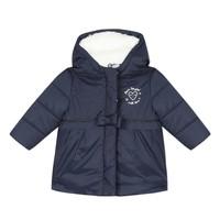Odjeća Djevojčica Pernate jakne 3 Pommes 3R42012-49 Blue