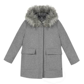 Odjeća Djevojčica Kaputi 3 Pommes 3R44034-220-C Siva
