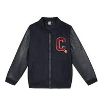 Odjeća Dječak  Kratke jakne 3 Pommes 3R41055-04-C Blue