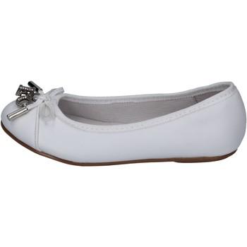 Obuća Djevojčica Balerinke i Mary Jane cipele Enrico Coveri Balerinke BN702 Bijela