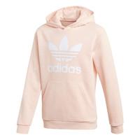 Odjeća Djevojčica Sportske majice adidas Originals TREFOIL HOODIE Ružičasta