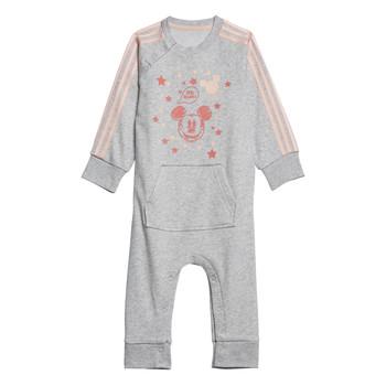Odjeća Djevojčica Pidžame i spavaćice adidas Performance INF DY MM ONE Bijela