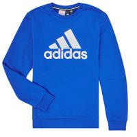 Odjeća Dječak  Sportske majice adidas Performance JB MH CREW Blue