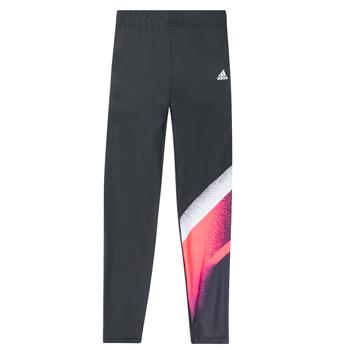 Odjeća Djevojčica Tajice adidas Performance YG UC TIGHT Crna