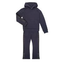 Odjeća Djevojčica Dvodijelne trenirke Emporio Armani 6H3V01-1JDSZ-0920 Blue