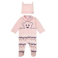 Odjeća Djevojčica Pidžame i spavaćice Emporio Armani 6HHV08-4J3IZ-0355 Ružičasta