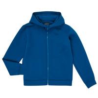 Odjeća Dječak  Sportske majice Emporio Armani 6H4BJM-1JDSZ-0975 Blue