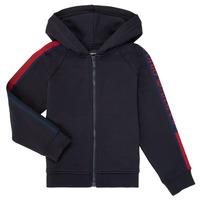 Odjeća Dječak  Sportske majice Emporio Armani 6H4ME2-4J3BZ-0922 Blue