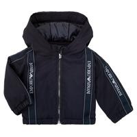 Odjeća Dječak  Kratke jakne Emporio Armani 6HHBL0-1NYFZ-0920 Blue