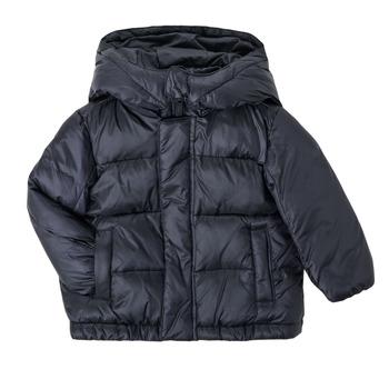 Odjeća Dječak  Pernate jakne Emporio Armani 6HHBL1-1NLSZ-0920 Blue