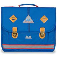 Torbe Dječak  Školske torbe Poids Plume VISIBILITY CARTABLE 38 CM Blue