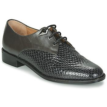 Obuća Žene  Derby cipele Karston VENDREDI Crna