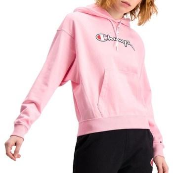 Odjeća Žene  Sportske majice Champion Hooded Ružičasta