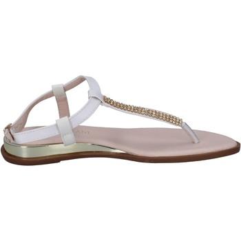 Obuća Žene  Sandale i polusandale Solo Soprani sandali pelle sintetica Bianco