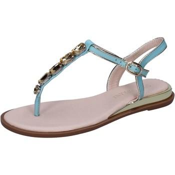Obuća Žene  Sandale i polusandale Solo Soprani sandali pelle sintetica Blu