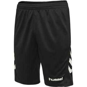 Odjeća Muškarci  Bermude i kratke hlače Hummel Short  hmlPROMO noir