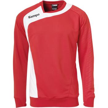 Odjeća Djeca Sportske majice Kempa Training top  Peak rouge/blanc