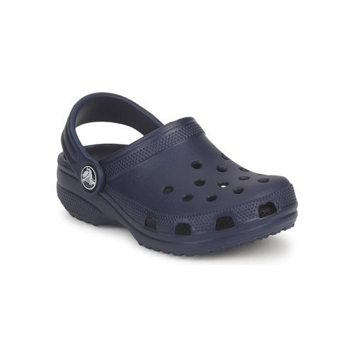Obuća Djeca Klompe Crocs CLASSIC KIDS Blue