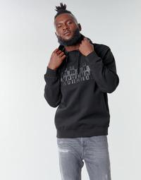 Odjeća Muškarci  Sportske majice Armani Exchange 6HZMFK Crna
