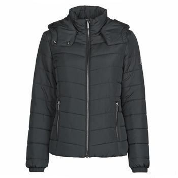 Odjeća Žene  Pernate jakne Armani Exchange 8NYB12 Crna