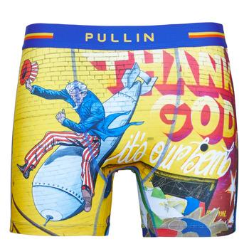 Donje rublje Muškarci  Bokserice Pullin FASHION LYCRA Multicolour