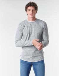 Odjeća Muškarci  Majice dugih rukava Deeluxe MOHANSON Siva