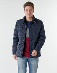 Odjeća Muškarci  Kratke jakne Deeluxe BELIEVE Blue
