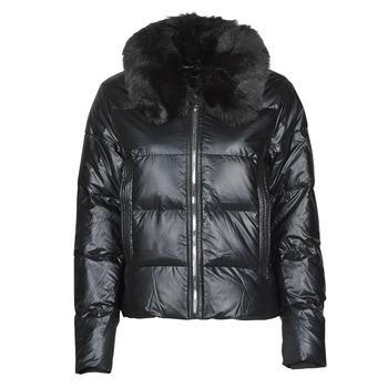 Odjeća Žene  Pernate jakne Deeluxe BLANDINE Crna