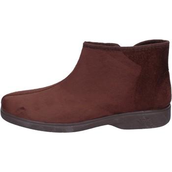 Obuća Muškarci  Papuče Mauri Moda pantofole camoscio sintetico Marrone