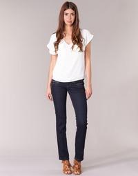 Odjeća Žene  Traperice ravnog kroja Pepe jeans VENUS Blue / M15