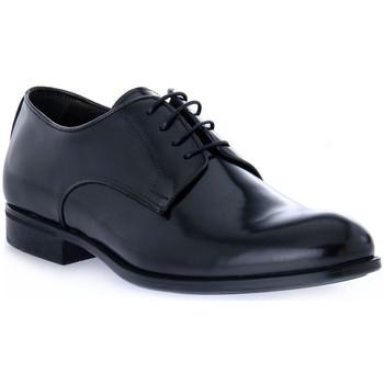 Obuća Muškarci  Derby cipele Exton BRASIVATO NERO Nero