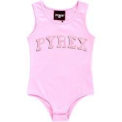 Odjeća Djevojčica Majice s naramenicama i majice bez rukava Pyrex 024858 Rosa
