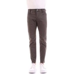 Odjeća Muškarci  Chino hlačei hlače mrkva kroja G-Star Raw D16852-C072 Asfalto