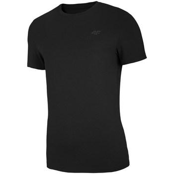 Odjeća Muškarci  Majice kratkih rukava 4F TSM003 Crna