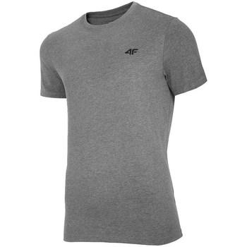 Odjeća Muškarci  Majice kratkih rukava 4F TSM003 Siva