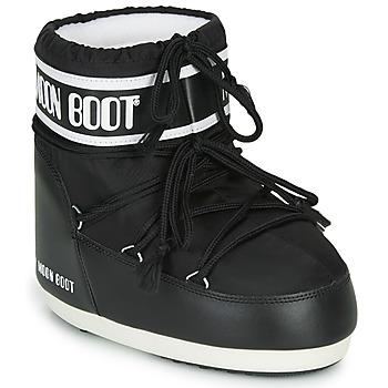 Obuća Žene  Čizme za snijeg Moon Boot MOON BOOT CLASSIC LOW 2 Crna
