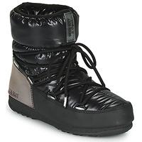 Obuća Žene  Čizme za snijeg Moon Boot MOON BOOT LOW ASPEN WP Crna