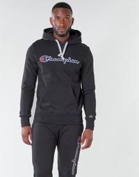 Odjeća Muškarci  Sportske majice Champion HEAVY COMBED COTTON Crna