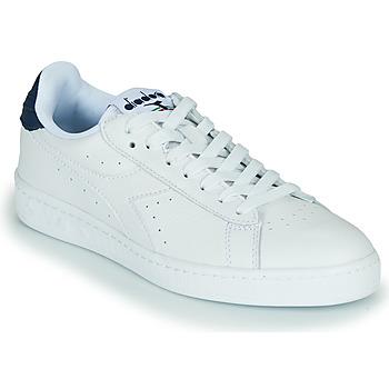 Obuća Niske tenisice Diadora GAME L LOW OPTICAL Bijela / Blue