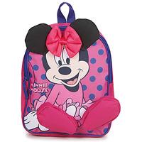 Torbe Djevojčica Ruksaci Disney BACKPACK MINNIE Ružičasta