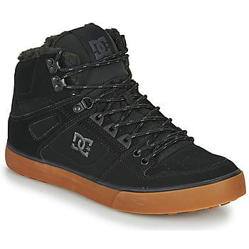 Obuća Muškarci  Visoke tenisice DC Shoes PURE HT WC WNT M Crna