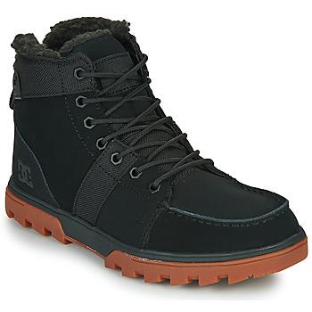 Obuća Muškarci  Polučizme DC Shoes WOODLAND Crna