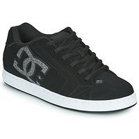 Obuća Muškarci  Niske tenisice DC Shoes NET Crna / Siva