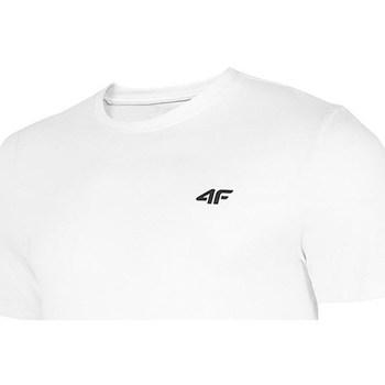 Odjeća Muškarci  Majice kratkih rukava 4F TSM003 Bijela