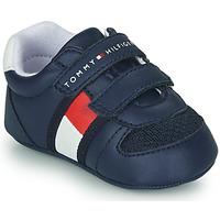 Obuća Djeca Niske tenisice Tommy Hilfiger T0B4-30191 Blue