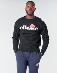 Odjeća Muškarci  Sportske majice Ellesse SL SUCCISO Crna