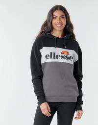 Odjeća Žene  Sportske majice Ellesse LASSANDRA Crna