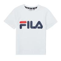 Odjeća Djeca Majice kratkih rukava Fila LEA Bijela
