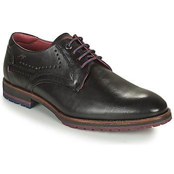 Obuća Muškarci  Derby cipele Fluchos CICLOPE Crna