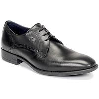 Obuća Muškarci  Derby cipele Fluchos LUKE Crna